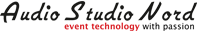 Audio Studio Nord | Veranstaltungstechnik
